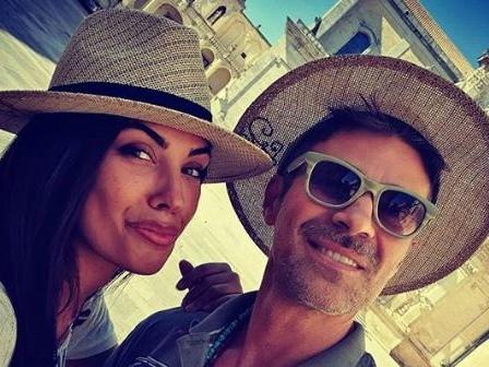 Fabio Fulco sposa Veronica e lancia una frecciatina all'ex Cristina Chiabotto
