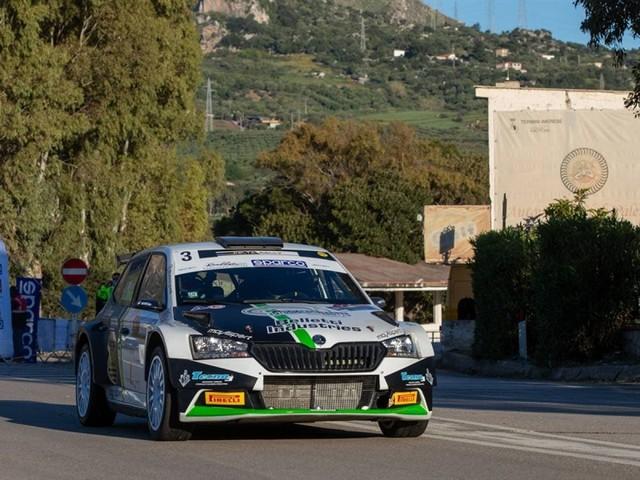 Italiano Rally - Basso vince la Targa Florio 2021