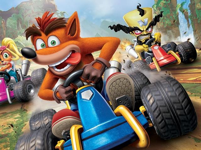 Il multiplayer di Crash Team Racing Nitro-Fueled si mostra in un nuovo video