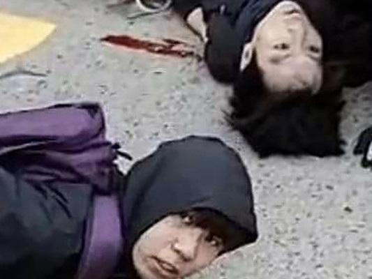 Uno dei giorni più violenti dopo cinque mesi di proteste a Hong Kong