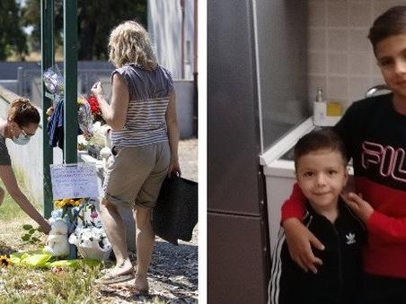 Strage Ardea, Daniel è morto per difendere il fratellino David: il bimbo di 10 anni non è scappato davanti al killer