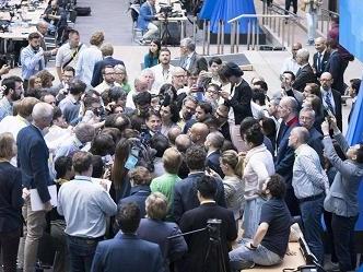 Parlamento europeo raccomanda 14 giorni di quarantena a eurodeputati che sono stati in Italia