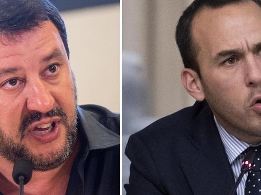 """Migranti, è scontro M5S-Lega, Di Stefano attacca: """"Salvini? Si sente Maradona ma gioca come Higuain"""""""