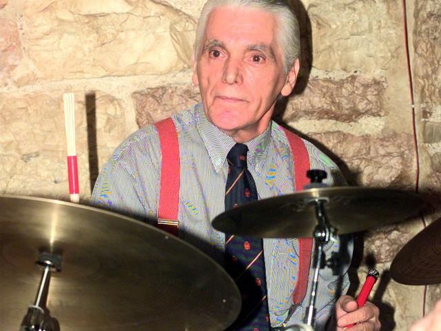Addio a Claudio Benedetti il batterista roveretano che suonò con tutti i grandi