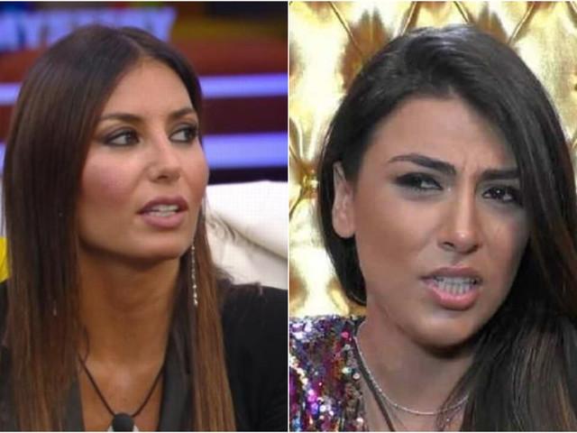 """GF Vip, volano stracci tra Elisabetta Gregoraci e Giulia Salemi: """"Mi hai diffidato?"""""""