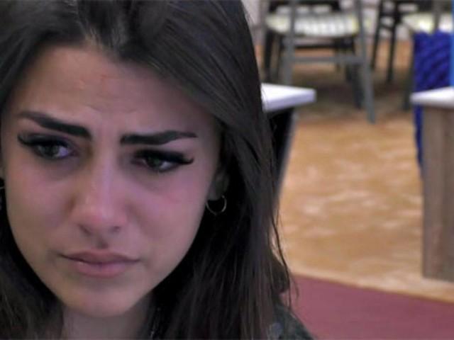 GF Vip, Giulia Salemi: in lacrime dopo la puntata
