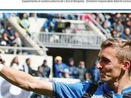 «L'Atalanta siamo tutti noi» Oggi su «L'Eco» l'inserto pre-Coppa