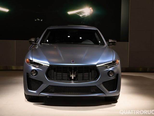 Maserati Levante GTS - Un esemplare unico per il campione NBA