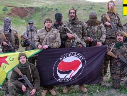 Siria: la Turchia bombarda Ras al-Ayn e si prepara ad invadere il Rojava insieme alle milizie Jihadiste
