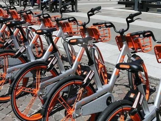 Il Mobike a settembre ha fatto boom a Padova