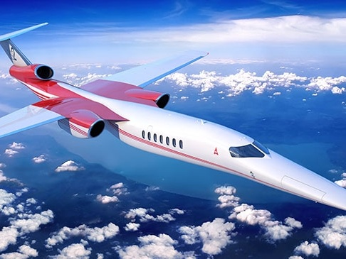 Aerion, Spirit AeroSystems partner for AS2 supersonic business jet programme