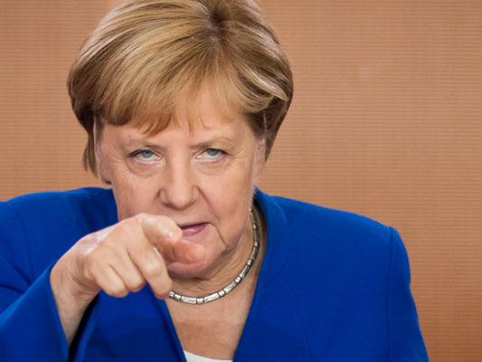 Le preoccupate fibrillazioni europee di fronte alla crisi dell'economia tedesca