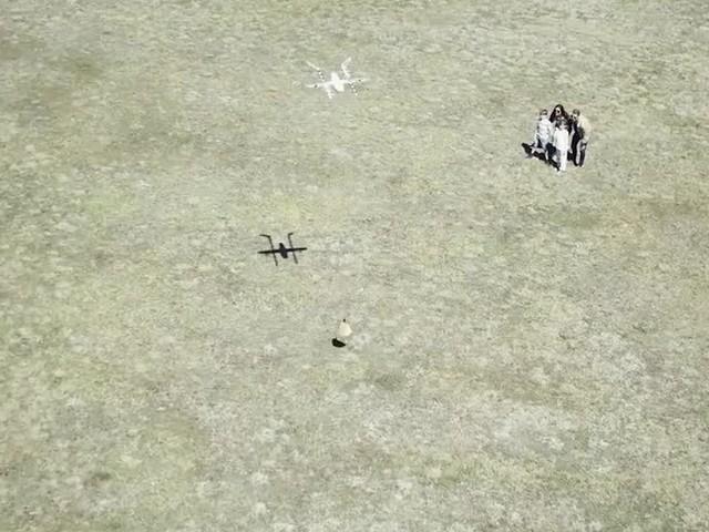 I droni di Project Wing trasportano i burrito