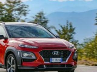 Hyundai Kona: 5 stelle Euro NCAP e prezzo speciale di lancio