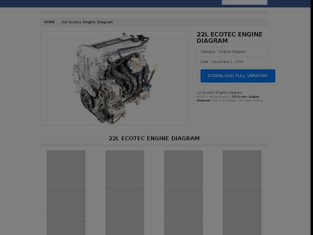 Ecotec Engine Diagram