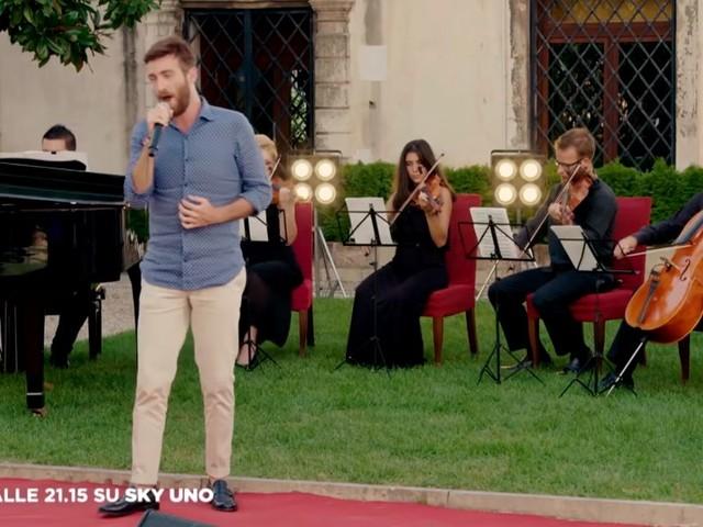 Video X Factor: Lorenzo Licitra canta Simphony dei Clean Bandit ft. Zara Larsson