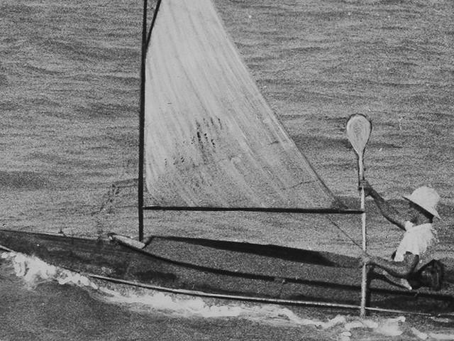 L'incredibile storia di Oskar Speck, lasciò la Germania nazista e raggiunse l'Australia in kayak
