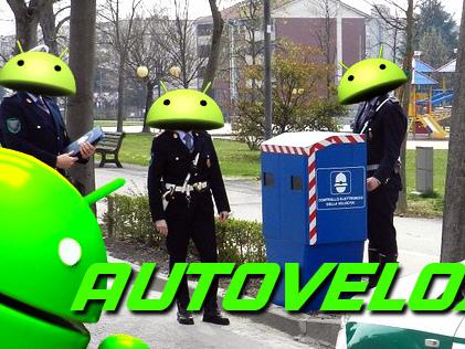 Le migliori app Android per rilevare gli AUTOVELOX
