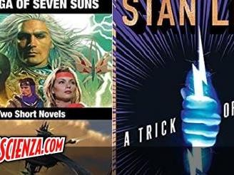 Anteprime dal Futuro: L'ultimo romanzo di Stan Lee e il nuovo di Kevin J Anderson