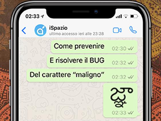 """Come prevenire e risolvere il bug del carattere """"maligno"""" [Video]"""