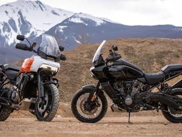 Harley-Davidson: la rivoluzione della Pan America | Qui la nostra prova