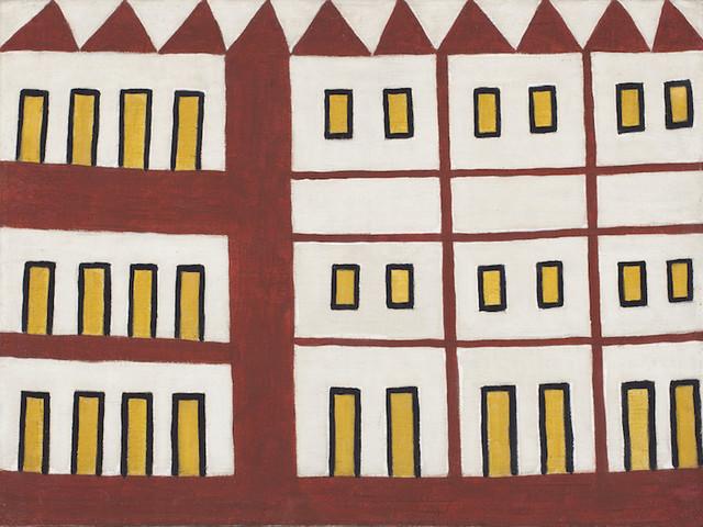 La poétique de la couleur, la pittura dell'italo-brasiliano Alfredo Volpi in mostra a Monaco