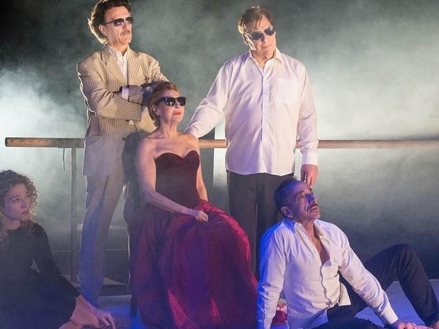 Prima assoluta Romana IL GABBIANO di Anton Cechov con Manuela Kustermann dal 1 al 18 febbraio Teatro Vascello