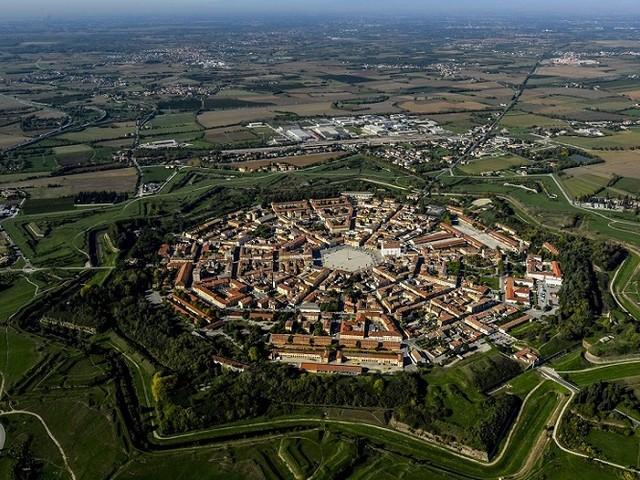 Friuli, Palmanova tra i Borghi più belli d'Italia