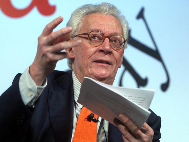 È morto il giornalista Giampaolo Pansa: aveva 84 anni