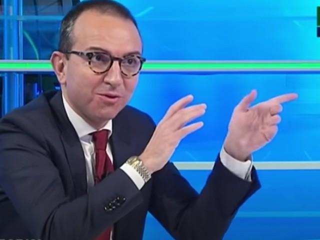 """Se al Governo fosse Salvini saremmo indignati""/ Sfogo di De Angelis, gelo di Mentana"