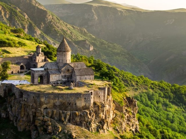 Alla scoperta dell'Armenia e delle sue meraviglie