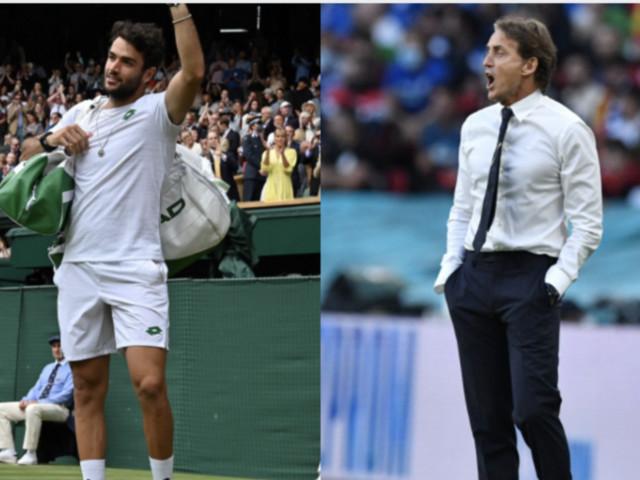 Da Wimbledon a Wembley, una domenica al cardopialmo per il tifo azzurro