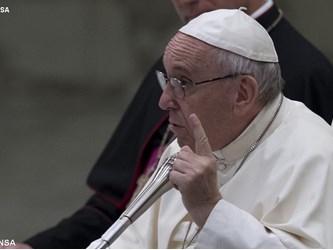 Papa: non tutto ciò che è tecnicamente possibile, è eticamente accettabile