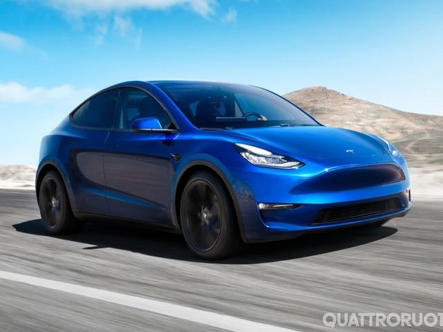 Tesla Model Y - In Italia a partire da 57.980 euro