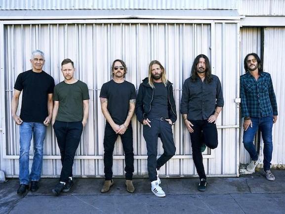 """Waiting on a war"", il nuovo singolo dei Foo Fighters"