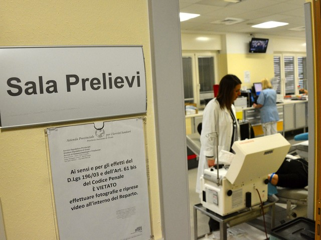 Sciopero nell sanità: domani a rischio visite e prelievi
