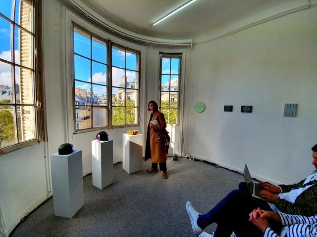 Fotogallery dalla fiera Paris Internationale. La più interessante delle collaterali a Fiac