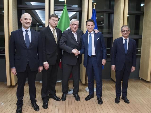 Il 29 maggio l'esame Ue dei conti italiani: verso la manovra bis