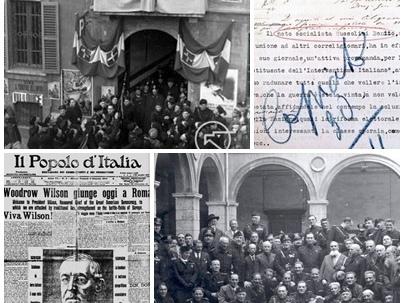 """Milano è Memoria, studiosi in piazza San Sepolcro per parlare di: """"1919: il tempo dello sbandamento e la nascita del Fascismo"""""""