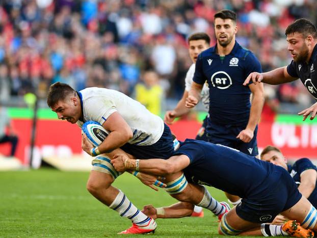 Rugby Sei Nazioni: Italia ancora a zero, Scozia ne fa 17