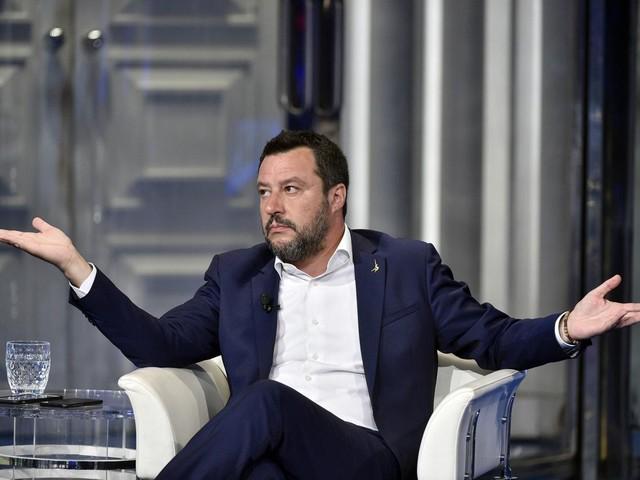 """Salvini: """"Gli inciuci non ci fermeranno"""""""