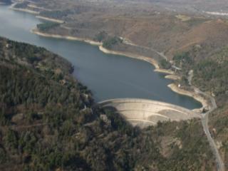 Nelle dighe lucane c'è poca acqua: meno 244 milioni di metri cubi rispetto al 2017