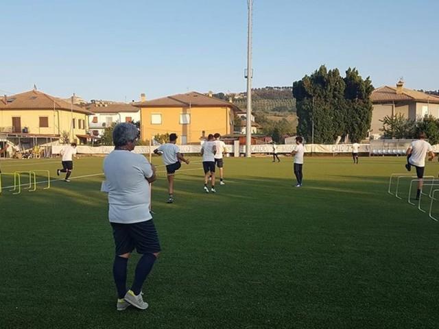 Villa Musone, al via la preparazione in vista della stagione 2019/2020
