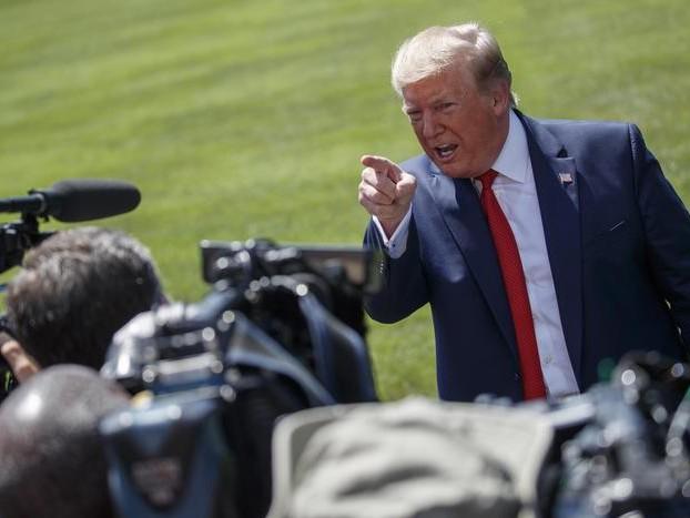 Trump: valutiamo seriamente la fine dello Ius soli