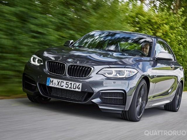 BMW Serie 2 - Al volante della M240i xDrive e della 220d Cabrio