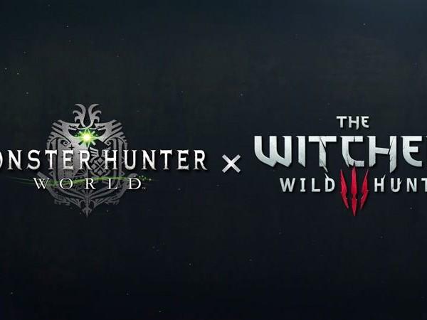 Un trailer celebra la collaborazione tra Monster Hunter World e The Witcher 3