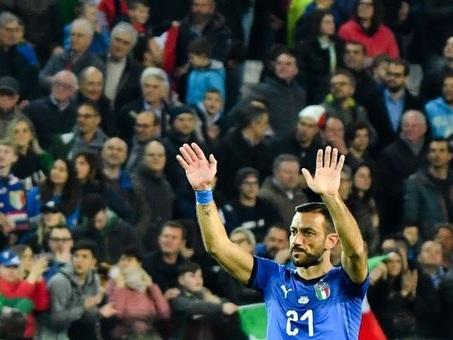 Italia-Finlandia, lampi di Quagliarella: tutto in dieci minuti