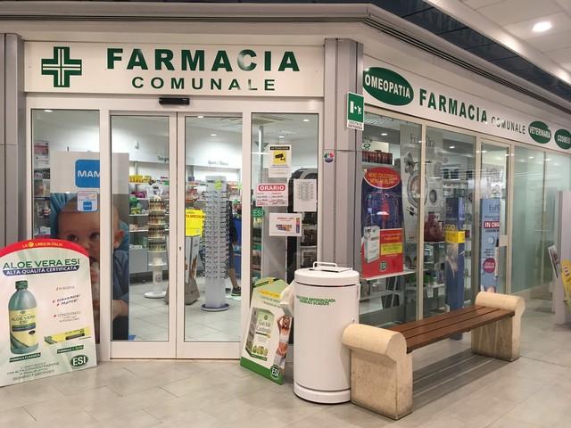 Farmacie comunali: cambiano gli orari d'apertura
