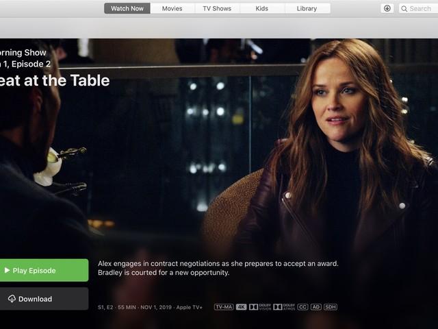 Come scaricare le serie su Apple TV+ e guardarle offline?