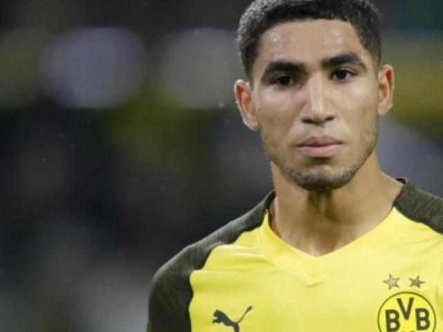 Calciomercato Juventus, possibile interessamento per Hakimi del Borussia Dormtund
